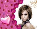 Heart Flowers I love you