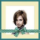 Gift frame Ribbon Bow
