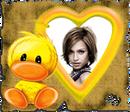 Child frame Chick