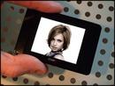 Mini digital photo frame Scene