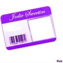 carteirinha de fã da Jodie