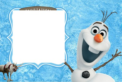 Printable Frozen Invitations for great invitations example